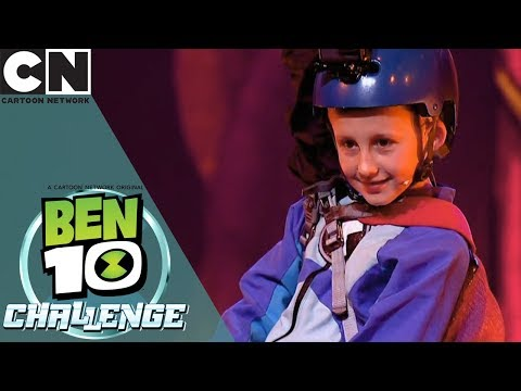 Ben 10 Challenge | Becoming Stinkfly | Cartoon Network  downoad full Hd Video