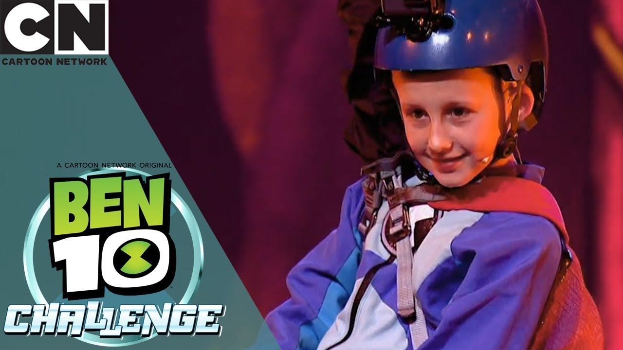 Ben 10 Challenge   Becoming Stinkfly   Cartoon Network  downoad full Hd Video