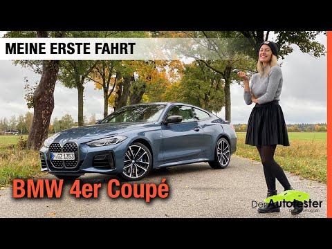 BMW 4er Coupé (2020) 🤍 Meine erste Fahrt mit dem M440i 🏁 Fahrbericht | Review | Test | G22 | 2021