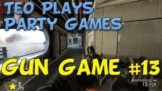 Teo Plays Party Games :D Gun Game #13