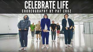 "Charlie Heat ""Celebrate Life"" Choreography By Pat Cruz"