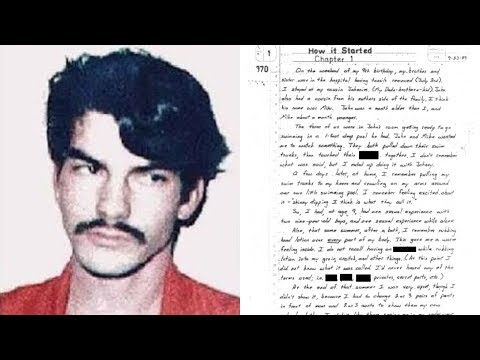 3 Cases With Disturbing Diaries Part 2