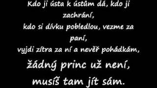 šípková růženka - Jiří Schelinger (+text)