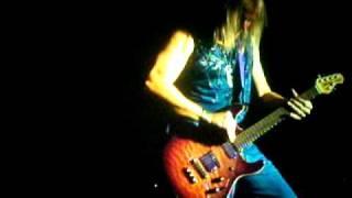 """Deep Purple - 2010 - Guitar Solo (""""Riff Raff"""") / """"Smoke on the Water"""" INTRO - Berlin"""