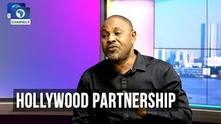 Saidi Balogun Mentions Hollywood Actors He Hopes To Work With