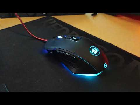 Redragon M715 RGB Mouse Review