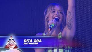 Rita Ora   'Anywhere'   (Live At Capital's Jingle Bell Ball 2017)