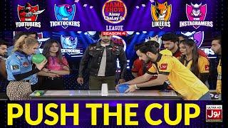Push The Cup   Game Show Aisay Chalay Ga League Season 4   Danish Taimoor Show   TikTok