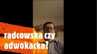POP Jaką aplikację wybrać radcowską czy adwokacką? Czy warto iść na aplikację prawniczą?