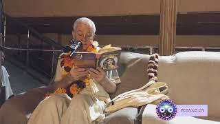 Чайтанья Чандра Чаран дас - Необычный Кришна
