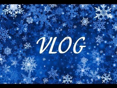 VLOG / Зима! Делаем ШАРЛОТКУ! Покупки на НОВЫЙ ГОД! ПОСЫЛКА! / Elena Pero