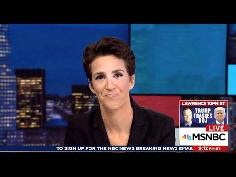 TRUMP'S Prejudicial Comments: Bowe Bergdahl Got No Jail Time - Rachel Maddow