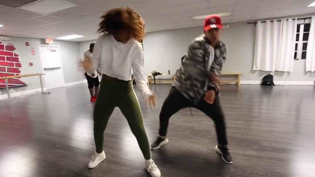 """Like Me Like Dem"" by Kreesha Turner X Rock City | Sean Green & Emaly Fuentes' Choreography"