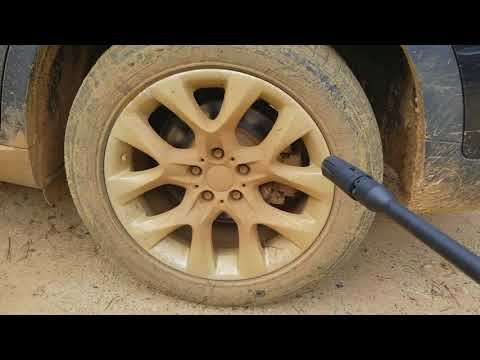 Portland Pressure Washer – Cleaning my 2013 BMW X5 E70 Wheels