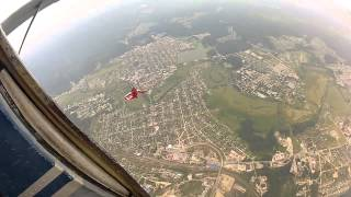 Прыжок с парашютом с самолета АН-2