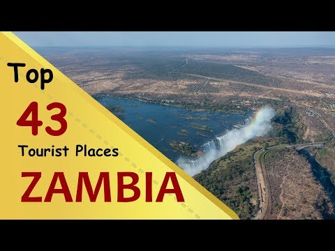 Zambia Tourism Industry on the Rise