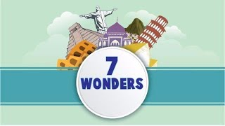 7 Wonders of the World | GK for kids | General Knowledge for Kids | The openbook