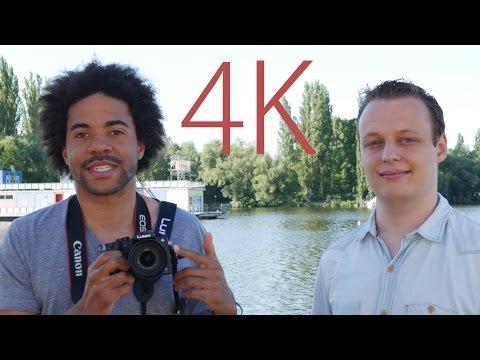 Panasonic Lumix G70 4k Video Kamera Test - Perfekte Youtuber Kamera?
