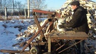 5 Extreme Fast Homemade Firewood Processing Machine 2018 - Amazing Homemade Log Splitter Machines