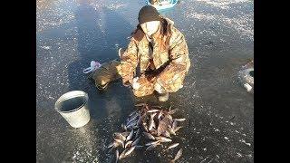 Рыбалка в саратове зимой 2019 год