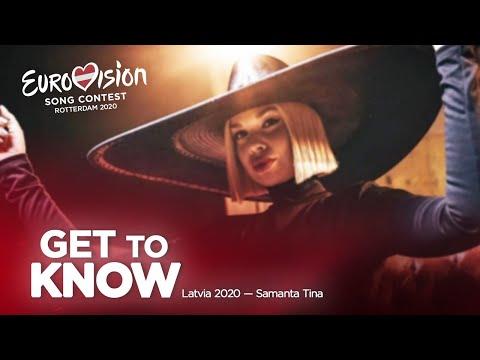 🇱🇻: Get To Know - Latvia 2020 - Samanta Tīna