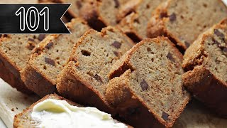 How To Make The Ultimate Banana Bread