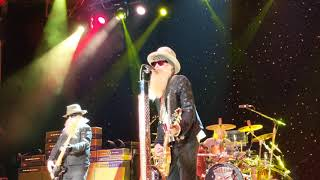 Just got paid - Zz Top live 4/22/18