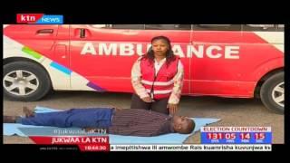 Jukwaa la KTN: Suala Nyeti - Uvimbe kwenye mfuko wa uzazi-fibroids - 29/3/2017 [Sehemu ya Tatu]