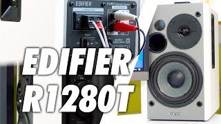 EDIFIER R1280T Review | Günstige Monitorlautsprecher | deutsch