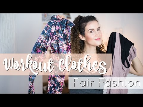 Fair Fashion Workout Kleidung - YOGA, OUTDOOR, SPORT