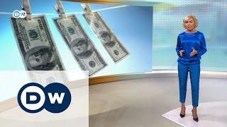 Как из России выводились миллиарды долларов – DW Новости (21.03.2017)