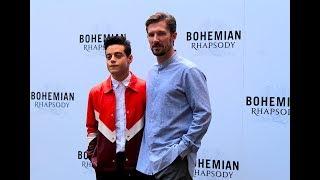 Bohemian Rhapsody, Rami Malek e Gwilym Lee a Roma conferenza stampa
