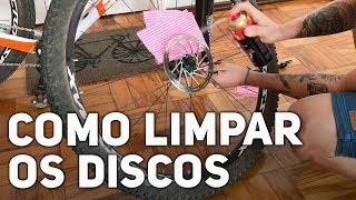 Evolução dos FREIOS e como LIMPAR OS DISCOS DE FREIO DA BIKE | Revista Ride Bike