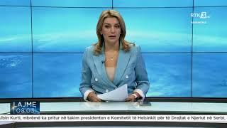 RTK3 Lajmet e orës 08:00 28.10.2021