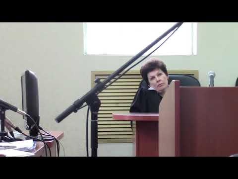 Воронежская область Предварительное судебное заседание
