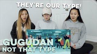 "MV REACTION   Gugudan (구구단) ""Not That Type"""