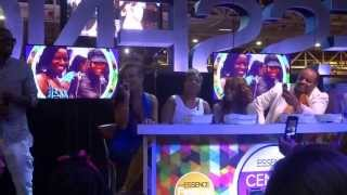 R&B Divas: LA LIVE at Essence Music Festival 2013 Chante Moore Sings