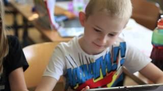 preview picture of video 'Tablets und Lerndiagnostik in der Volksschule (Oberwart, 2014)'