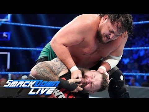 Kevin Owens vs. Samoa Joe: SmackDown LIVE, Aug. 13, 2019