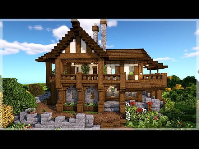 5 Best Minecraft Houses As Of November 2020