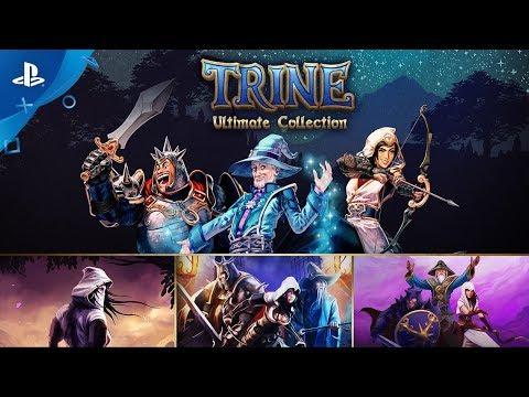 Trailer de Trine Trilogy
