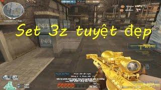 [ Bình Luận CF ] 3z Ultimate Goldsmith - Tiền Zombie v4
