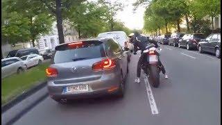 Motorrad Road Rage #5