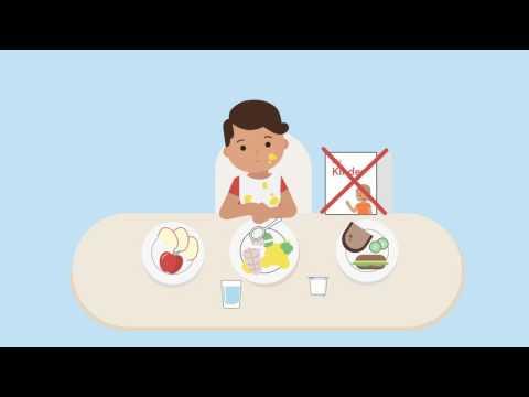 Richtig essen für Kleinkinder