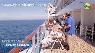 MS Amadea: Kundenstimmen von Bord