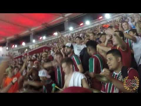 """""""Bravo 52 - Arquibancada - Fluminense 2x0 Portuguesa-RJ"""" Barra: O Bravo Ano de 52 • Club: Fluminense"""