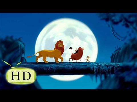 Король лев - Хакуна матата! И ты свободен от ушей до хвоста! Закусил слегка и жизнь легка.