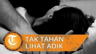 Tak Tahan Lihat Pakaian Mini, Pria di Sulawesi Perkosa Adik Ipar saat Sang Istri Tidur