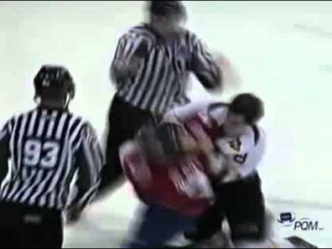 Cory MacIntosh vs Jimmy Oligny