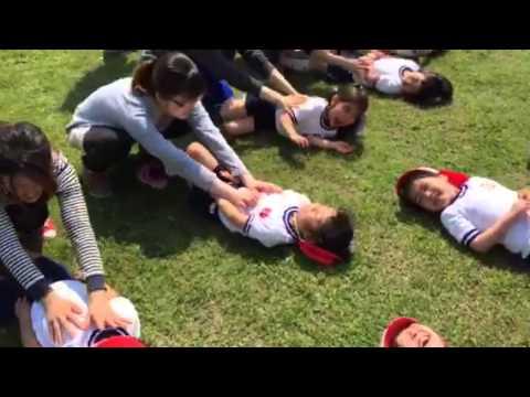 片岡中央保育園親子レクリエーション2015 z